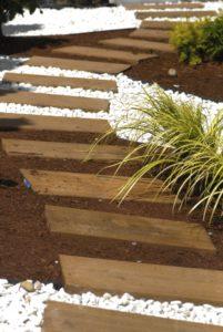 Géotextile pour aménagement extérieur drainage et protection