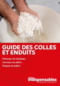 Guide Colles et enduits